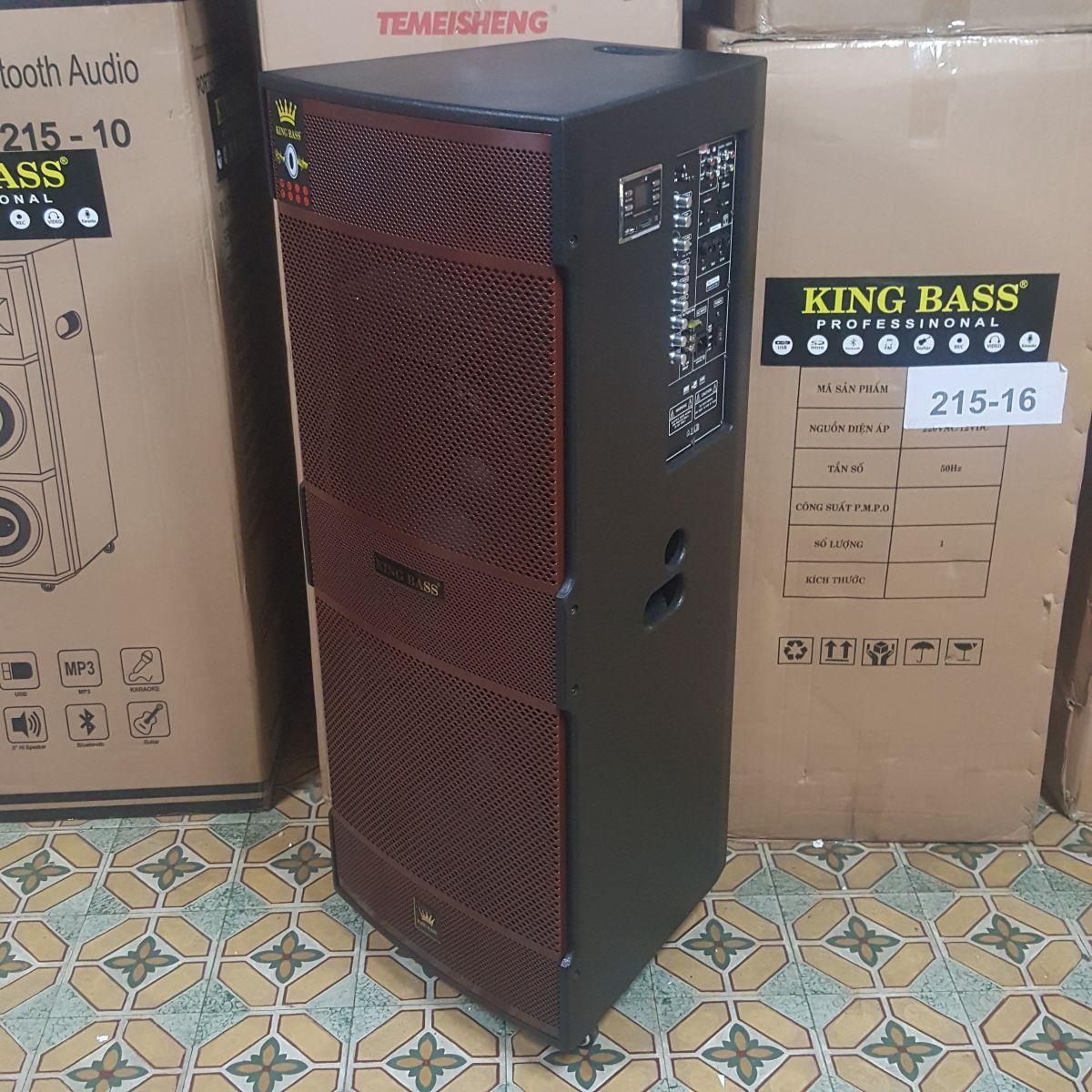 Loa kéo tích hợp đầu Karaoke 5 số