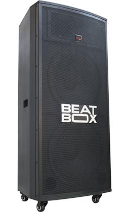 Loa kéo di động Acnos Beatbox KB62 – Tích hợp đầu karaoke 5 số di động