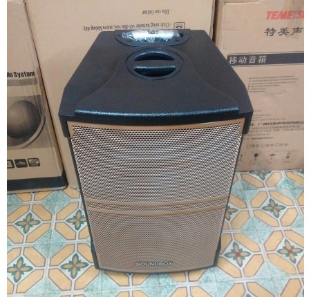 Loa kéo Soundbox S-15B (S15B)