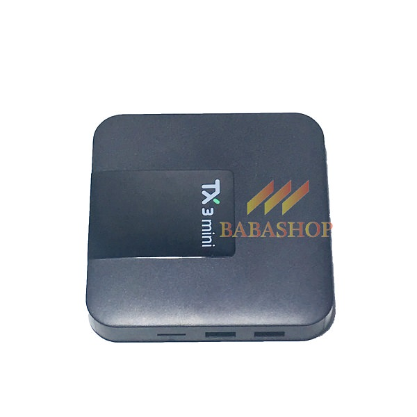 SMART ANDROID TIVI BOX TANIX TX3 MINI