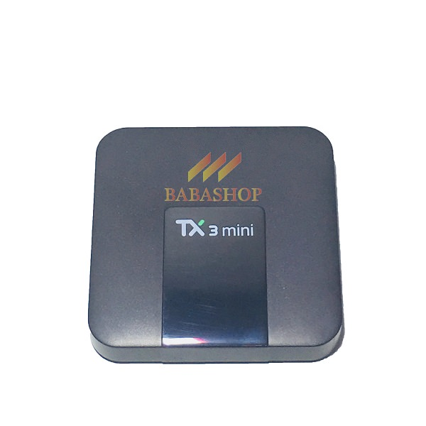 SMART ANDROID TV BOX TANIX TX3 MINI