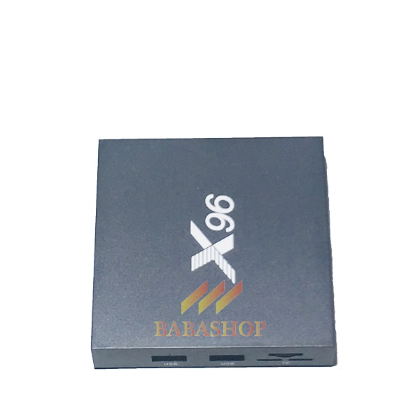 SMART ANDROID TIVI BOX X96