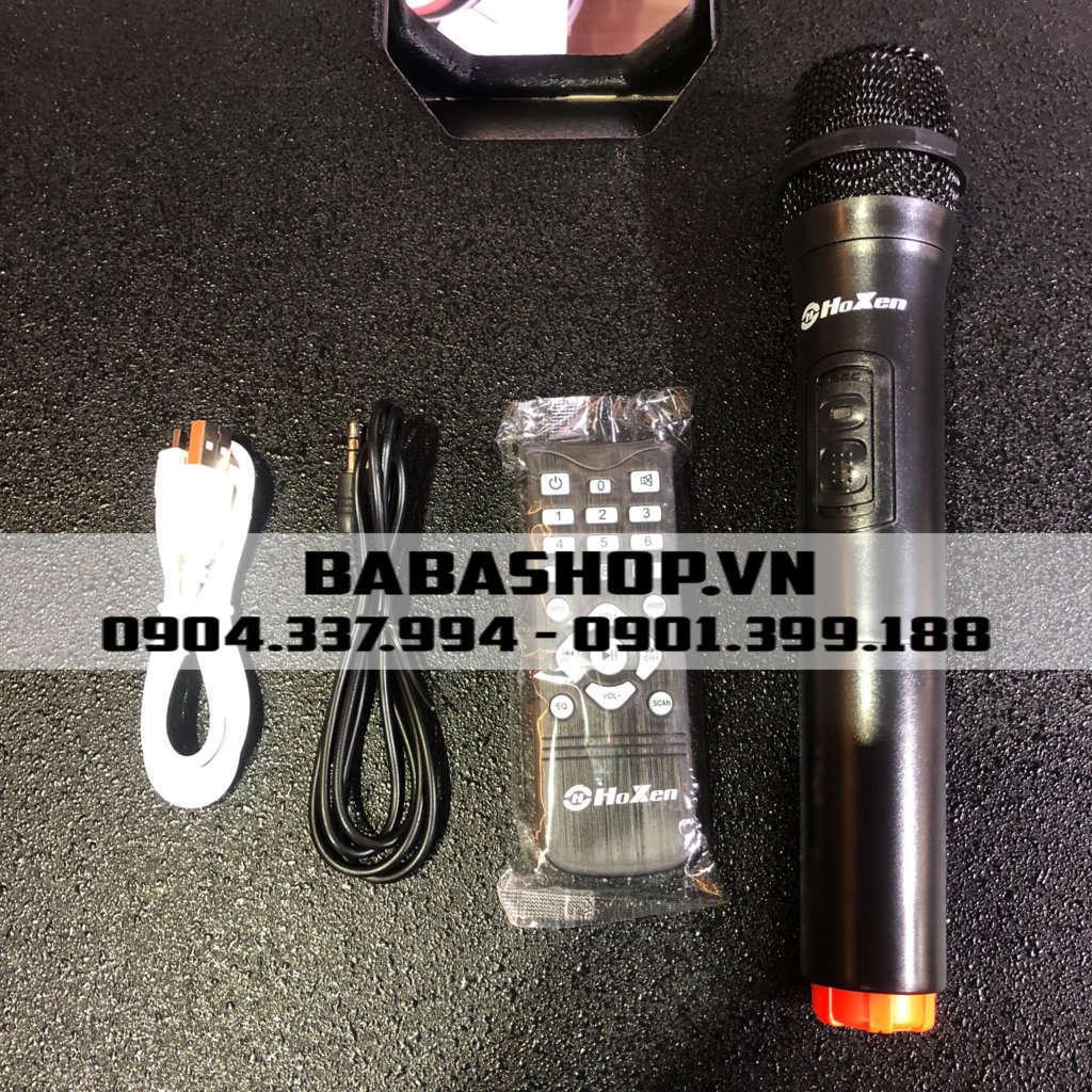 Loa Karaoke Di Động Hoxen LG-8