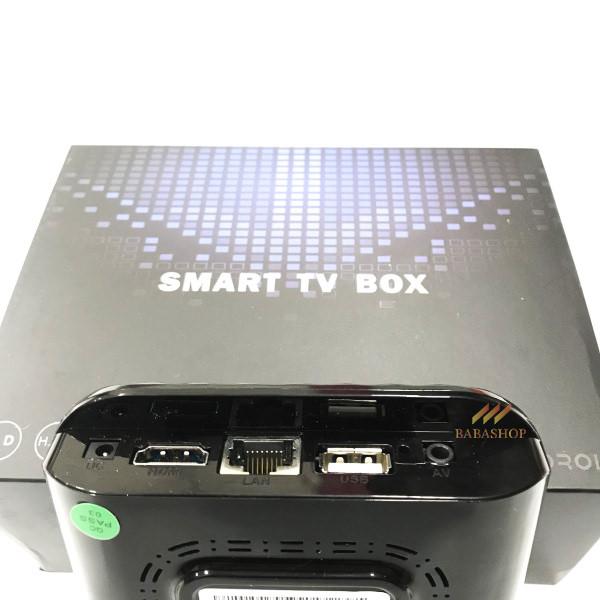 Đầu Thu Android Tivi Box Q69 - Xem Phim Thả Ga