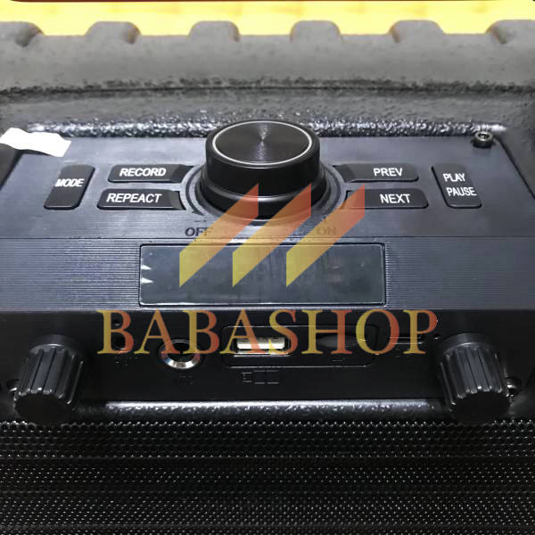 Loa Bluetooth Karaoke HDE CYW-605