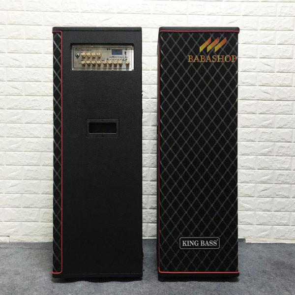 Loa Điện Karaoke Kingbass LD210 - Sản Phẩm Cao Cấp