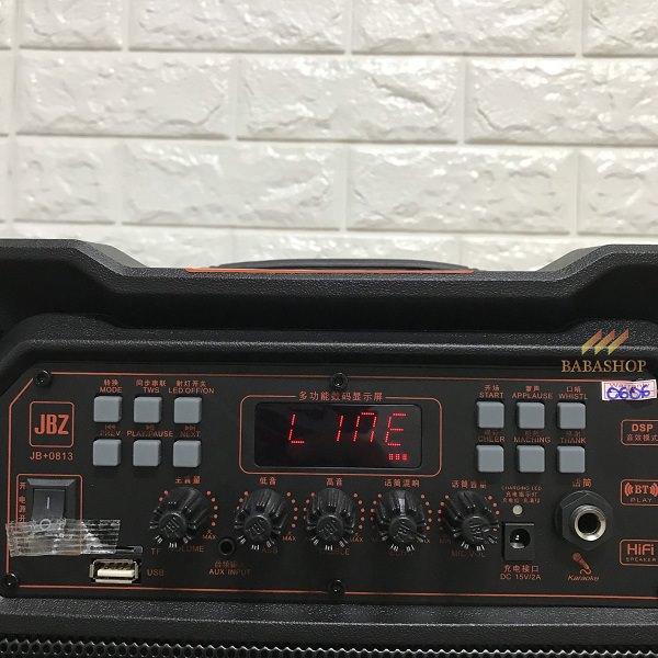 Loa kéo di động JBZ 1213