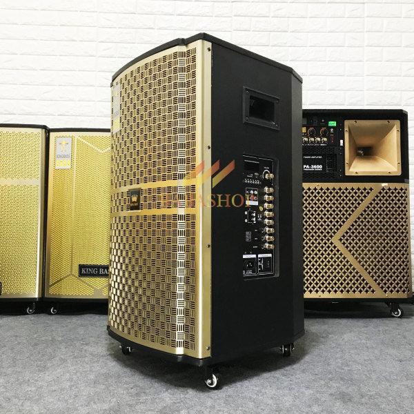 Loa Kéo Karaoke Kingbass KB-506 ✅