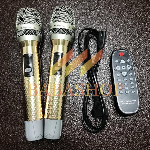 Loa Kéo Di Động Kingbass Kb-019 - Karaoke Cực Ấm