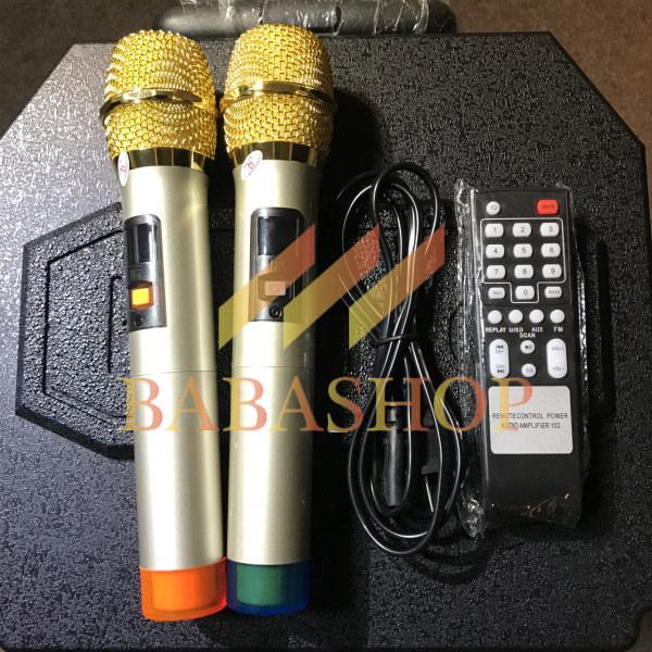 Loa Kéo Di Động Kiomic K-310 - Karaoke Chất Lượng