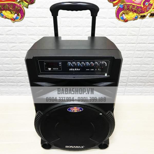 Loa kéo karaoke Ronamax N15
