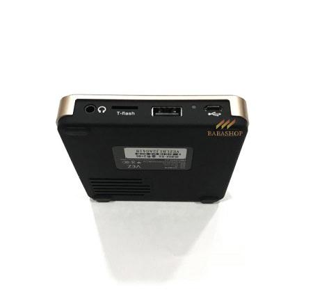 Máy Chiếu Mini Vezbox - Hiện Đại Dễ Sử Dụng