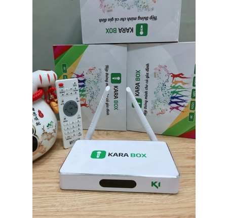 ANDROID TIVI BOX KARABOX K1