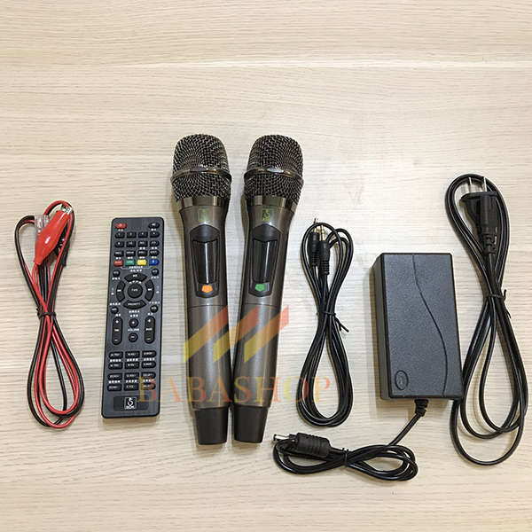 Loa Karaoke Di Động SOK NE-702