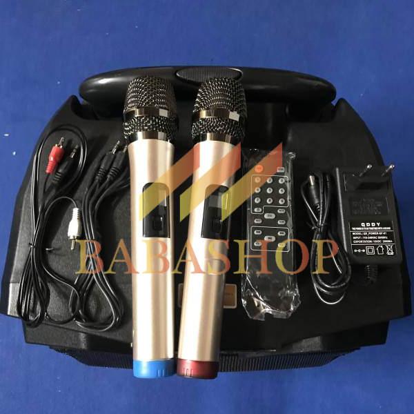Loa Karaoke Di Động SOUNDBOX S-1015B