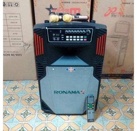 loa kéo karaoke Ronamax MDX18