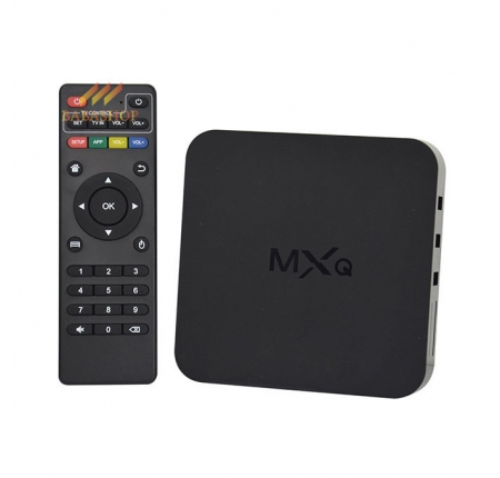 SMART ANDROID TIVI BOX MXQ